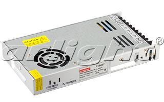 Arlight Блок питания HTS-400-24-Slim (24V, 16.7A, 400W)