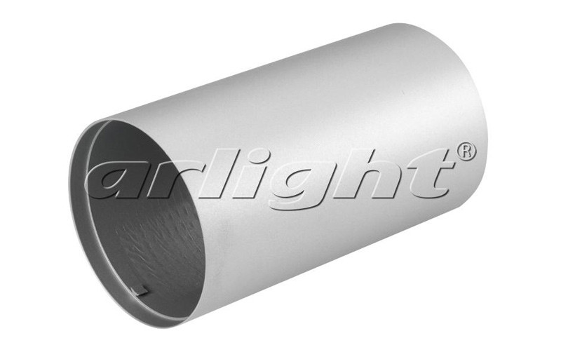 Arlight Цилиндр накладной SP-POLO-R85S Silver (1-3)