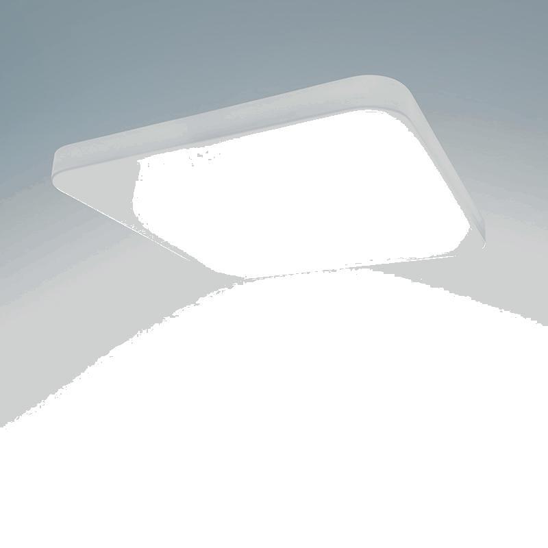 Lightstar 226204 Светильник ZOCCO QUA LED 20W БЕЛЫЙ 4200K, шт lightstar 224062 светильник zocco qua led 6w 300lm 3000k в комплекте шт