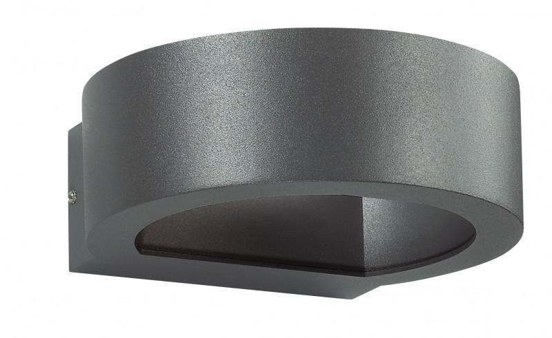 все цены на Novotech 357421 NT17 013 темно-серый Ландшафтный светодиодный настенный светильник 1LED*6W 220-240V KAIMAS