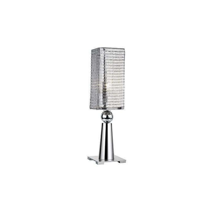 Artpole Светильник напольный Kolonne F1 CR, E27/1*60Вт, L25xW25xH122, хром artpole kolonne 001838