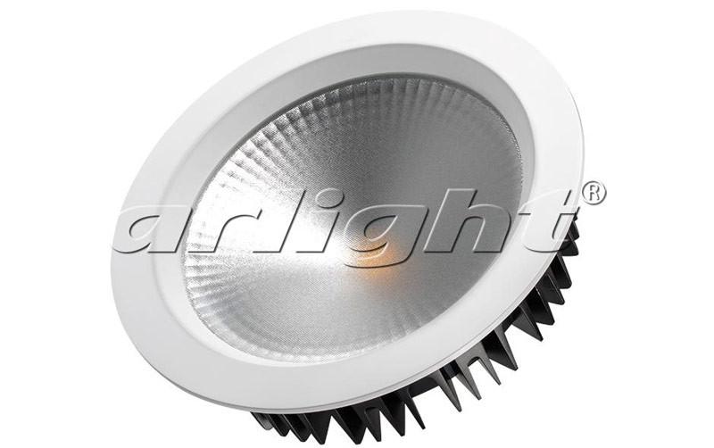 Фото Arlight Светодиодный светильник LTD-220WH-FROST-30W Day White 110deg. Купить с доставкой