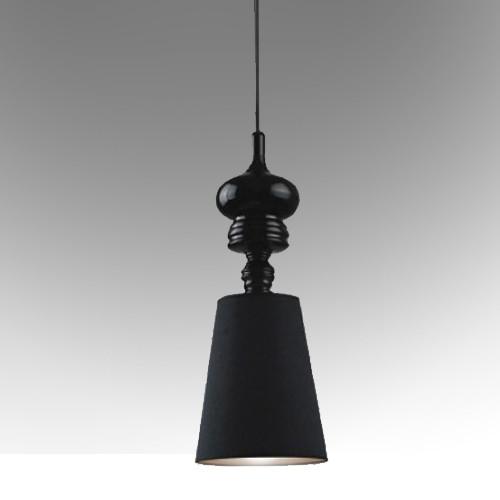 Artpole Светильник подвесной Duke C2 BK, E27, 1х100 Вт, H75-200 (макс)хD25, черный, шт artpole светильник подвесной melone c bk e14 1х25 вт h11 5 200 макс хd24 9 черный шт
