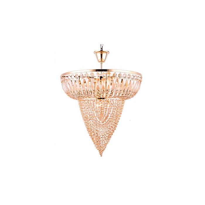 Artpole Светильник подвесной Quelle P4, Е14 11х40 Вт, H70(макс)хD60, янтарный, шт