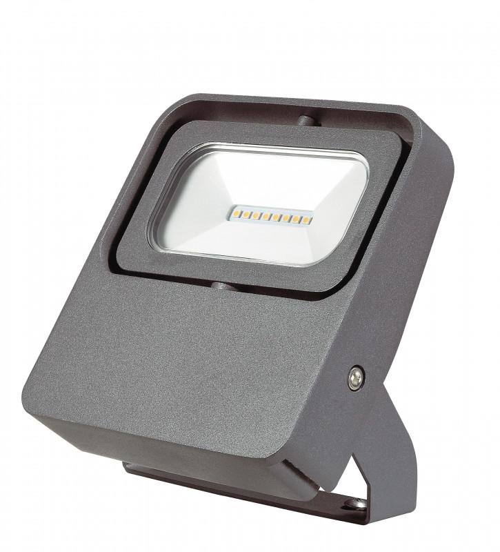 Novotech 357408 NT17 023 темно-серый Ландшафтный светодиодный прожектор 8LED 9W 220-240V ARMIN LED