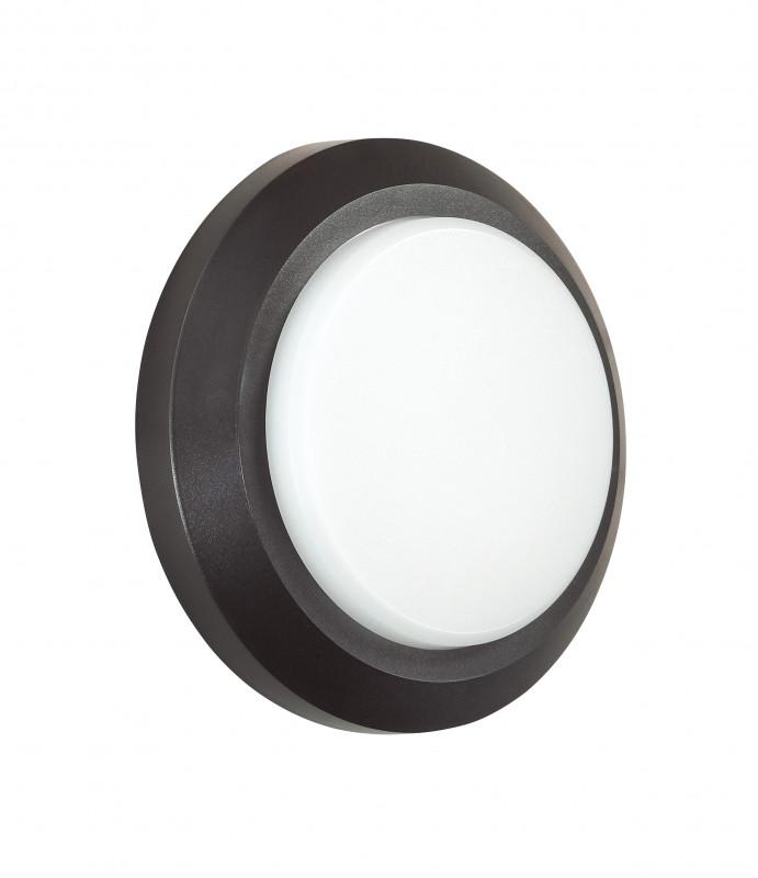 Фото Novotech 357420 NT17 015 темно-серый Ландшафтный светодиодный настенный светильник 3W 40LED 220-240V KAIMAS. Купить с доставкой