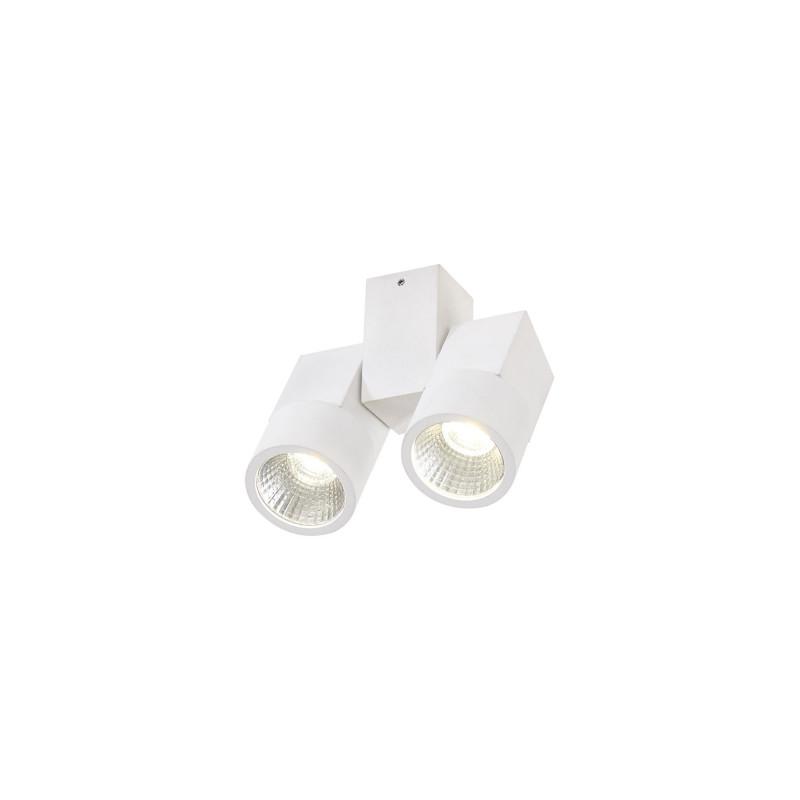 Citilux CL556100 Дубль Белый Св-к Накл. LED 2*5W*3000K