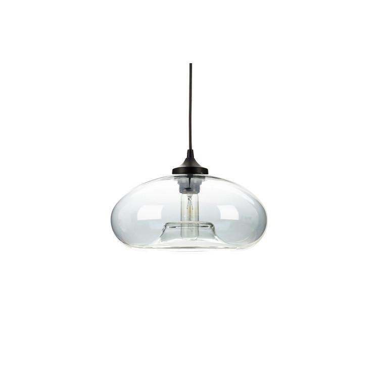 Artpole Светильник подвесной Dampf C1 CL, E27, 1х40 Вт, D28xH120 (макс), прозрачный, шт artpole светильник подвесной melone c bk e14 1х25 вт h11 5 200 макс хd24 9 черный шт