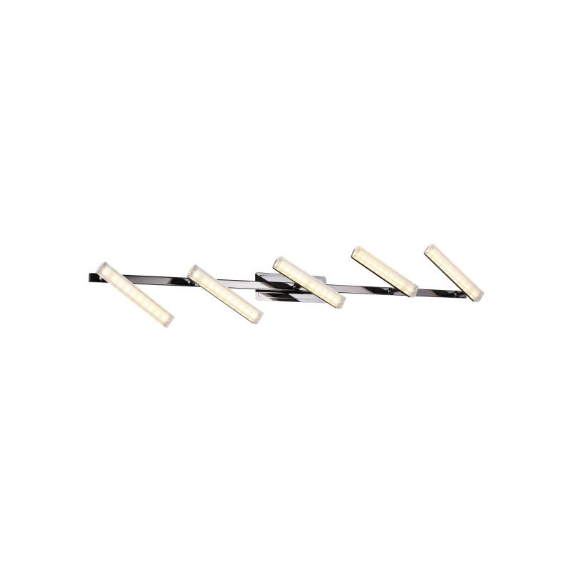 IDLamp 406/5PF-Blackchrome спот idlamp 406 406 1a blackchrome