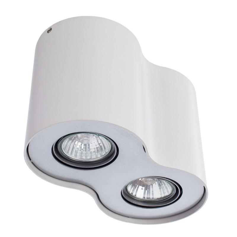 ARTE Lamp A5633PL-2WH накладной светильник arte lamp falcon a5633pl 3bk