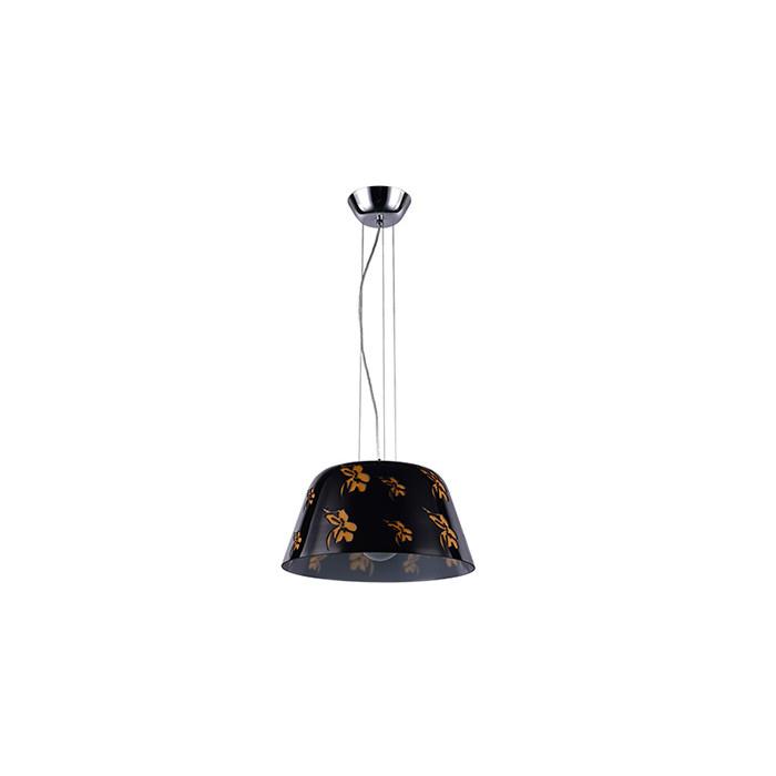 Artpole Светильник подвесной Muster P3, E27 3х40 Вт, H120(макс)хD38, черно-янтарный, шт artpole светильник подвесной quelle p4 е14 11х40 вт h70 макс хd60 янтарный шт