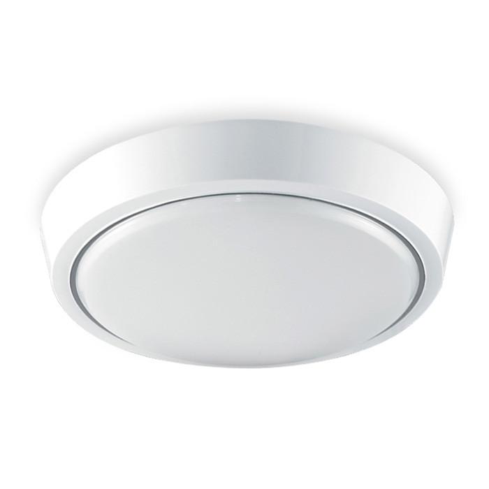 Maysun Светодиодный накладной светильник \КРУГЛЫЙ\  DLR-8 8W  AC230V  D210*35 IP43