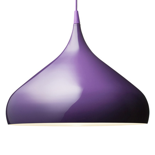 Artpole Светильник подвесной Helm C2 PR, E27, 1х40 Вт, D24xH120 (макс), пурпурный, шт