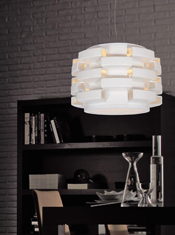 Artpole Светильник подвесной Ziegel C WH, E27, 1х100 Вт, H200 (макс)хD43,5, белый artpole светильник подвесной melone c bk e14 1х25 вт h11 5 200 макс хd24 9 черный шт