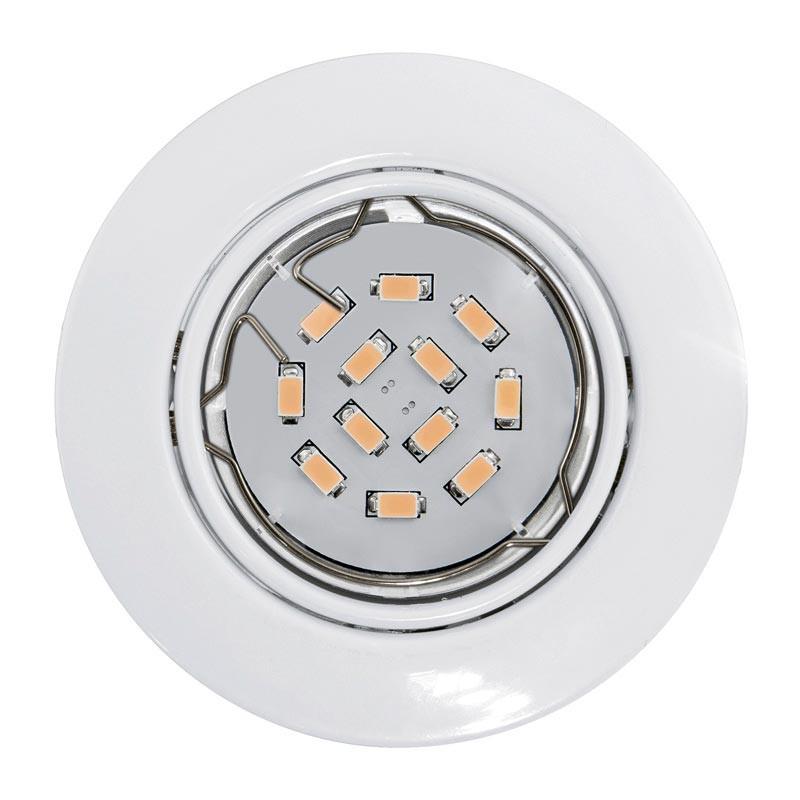 EGLO 94406 eglo встраиваемый светильник в комплекте 3 шт eglo peneto 94406