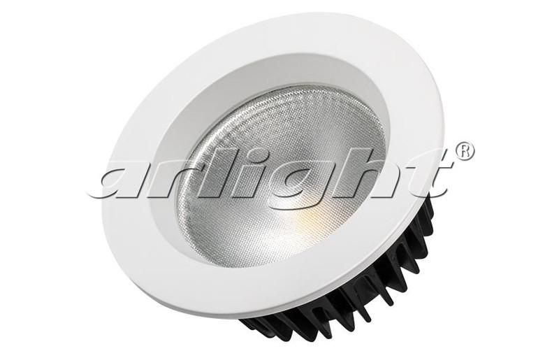 Arlight Светодиодный светильник LTD-105WH-FROST-9W White 110deg