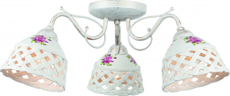 Фото ARTE Lamp A6616PL-3WG. Купить с доставкой