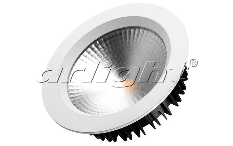 Arlight Светодиодный светильник LTD-187WH-FROST-21W White 110deg точечный светильник 014934 arlight