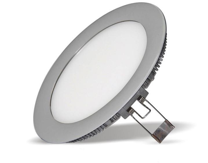 Maysun Сверхтонкий встраиваемый светильник DL-11 (DL-10-3014) Silver