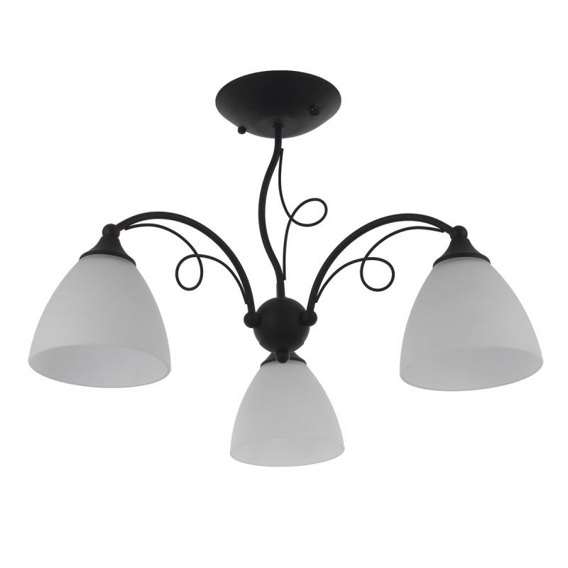 IDLamp 881/3PF-Argentoscuro бра idlamp elettra 881 1a argentoscuro