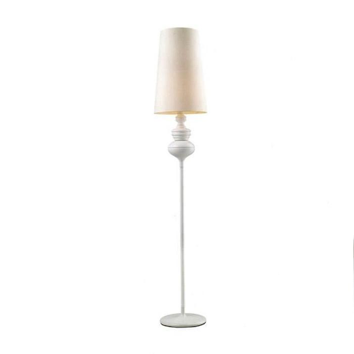 Artpole Светильник напольный Duke F1 WH, E27, 1х100 Вт, Н158хD26, белый (2 кор.), шт