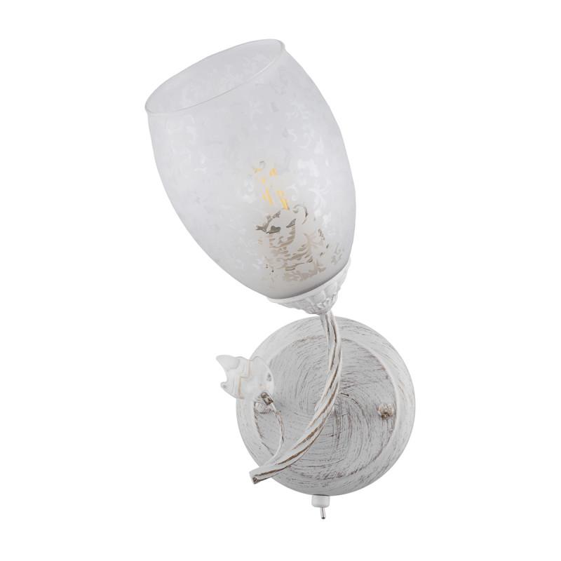 IDLamp 874/1A-Whitepatina бра olsa 278 1a whitepatina idlamp 1202729