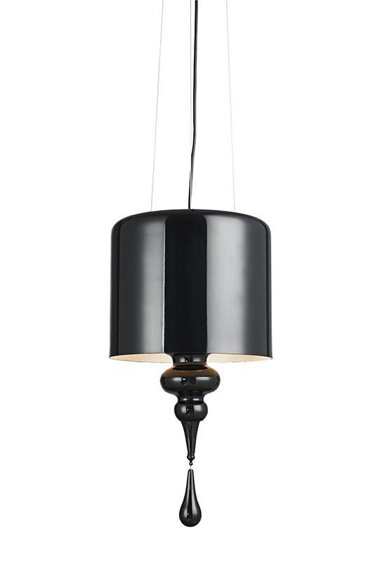 Artpole Светильник подвесной Eleganz C1, E14, 3х40 Вт, H58хD30, черный, шт artpole светильник подвесной melone c bk e14 1х25 вт h11 5 200 макс хd24 9 черный шт