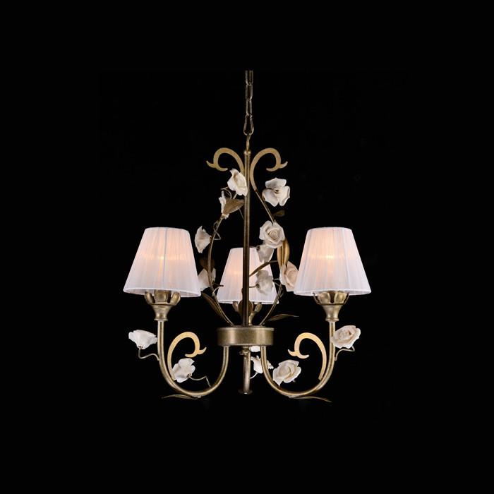 Artpole Светильник подвесной Blumen C11, E14 3х40 Вт, H54хD52, кофейно-золотой, шт artpole светильник подвесной melone c bk e14 1х25 вт h11 5 200 макс хd24 9 черный шт