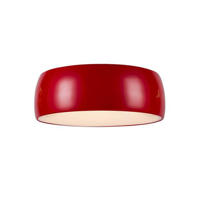 Artpole Светильник потолочный Diskus С1, E27 9х9 Вт, H16 (макс)хD48, красный, шт потолочный светильник diskus 004269 artpole 1156849