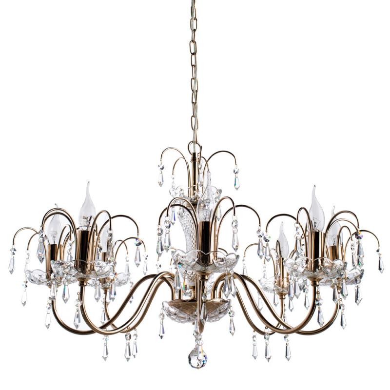 ARTE Lamp A3054LM-8GO люстра arte lamp sparkles a3054lm 8go