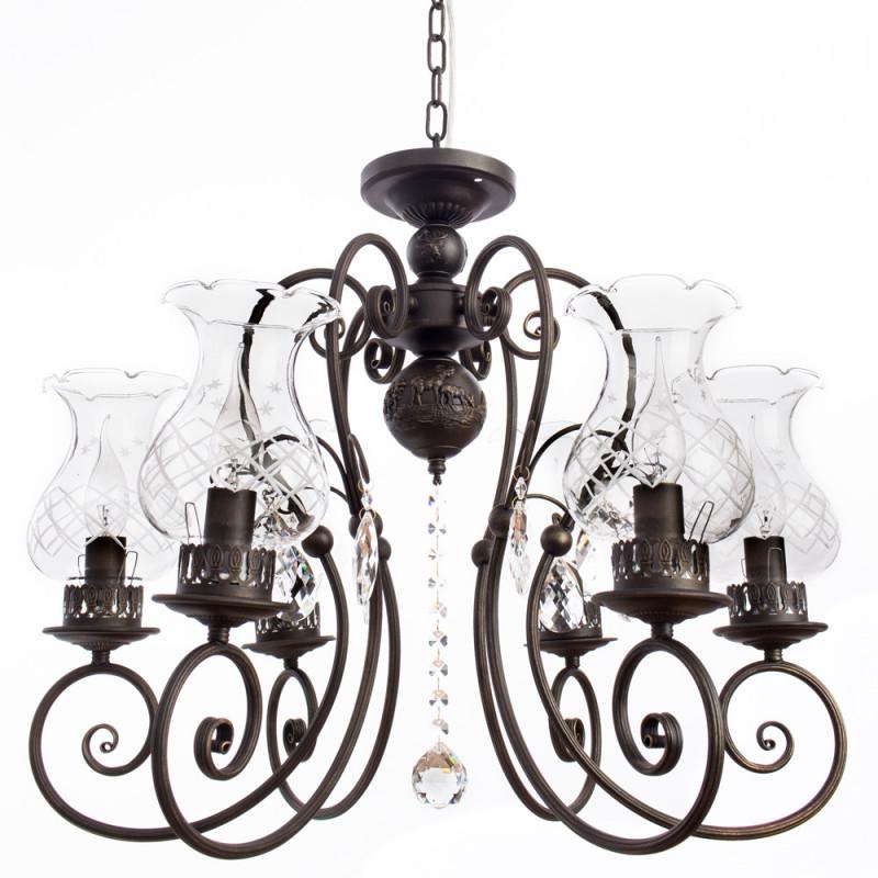 Фото ARTE Lamp A2053LM-6BR. Купить с доставкой