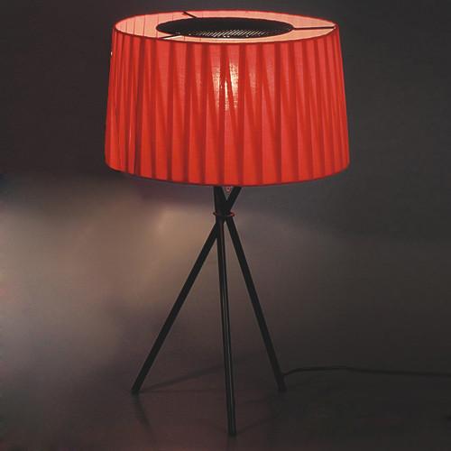 Artpole Светильник настольный Korb T2 RD, E27/1*100Вт, H72xD45, красный цены