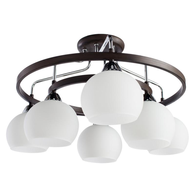 Фото ARTE Lamp A7148PL-6CK. Купить с доставкой