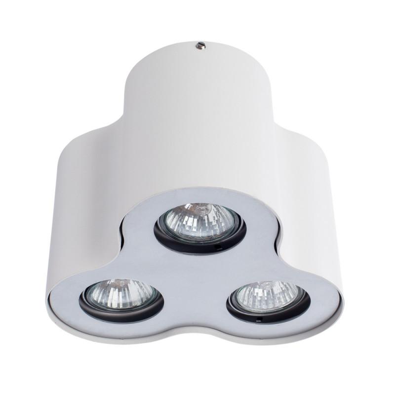 ARTE Lamp A5633PL-3WH накладной светильник arte lamp falcon a5633pl 3bk