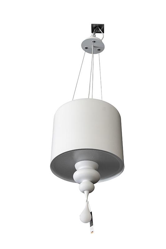 Artpole Светильник подвесной Eleganz C2, E14, 3х40 Вт, H74хD40, белый , шт artpole светильник подвесной melone c bk e14 1х25 вт h11 5 200 макс хd24 9 черный шт