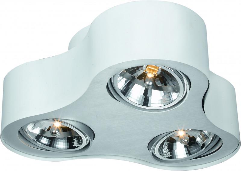 Фото ARTE Lamp A5643PL-3WH. Купить с доставкой