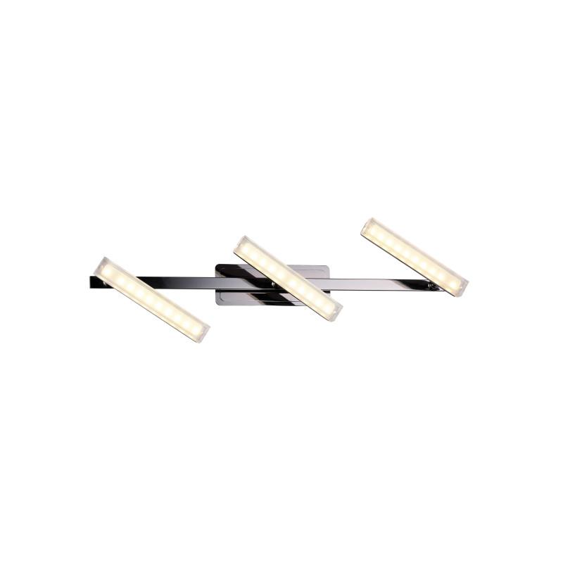 IDLamp 406/3A-Blackchrome спот idlamp 406 406 1a blackchrome