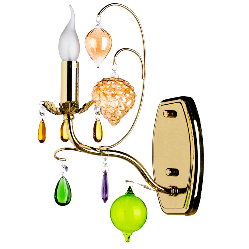 цена на ARTE Lamp A2011AP-1GO