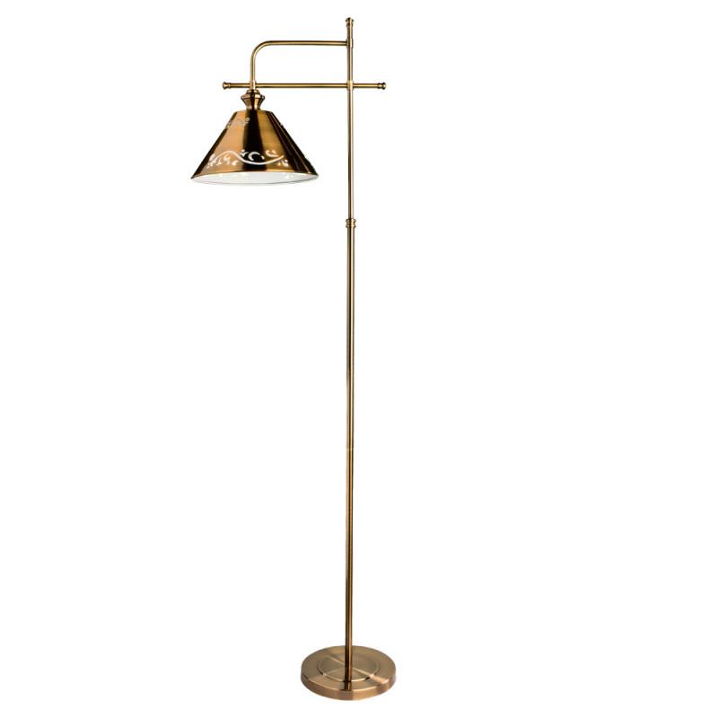 ARTE Lamp A1511PN-1PB торшер 43 a2054pn 1ss arte lamp 1176958