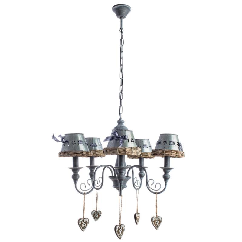 Фото ARTE Lamp A5290LM-5RI. Купить с доставкой