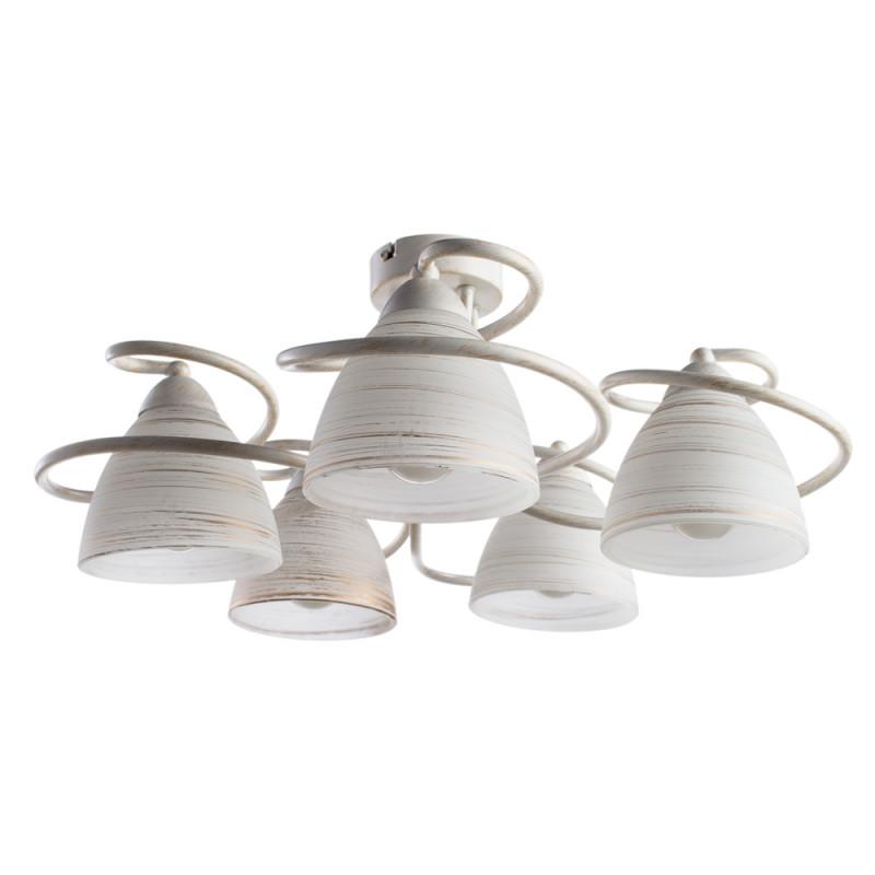 ARTE Lamp A1565PL-5WG люстра на штанге arte lamp fabia a1565pl 5wg