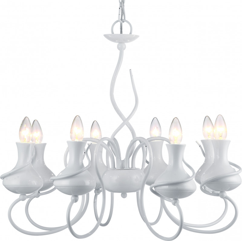 ARTE Lamp A6819LM-8WH подвесная люстра arte lamp biancaneve a8110lm 8wh