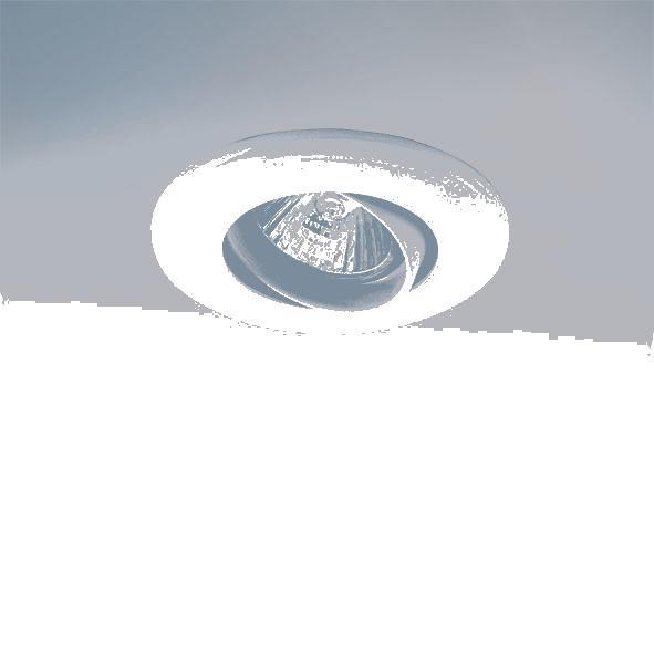 Lightstar 011050 Светильник LEGA LO ADJ MR11/HP11 БЕЛЫЙ, шт