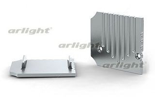 Arlight Заглушка ALU-BASE-PW35S правая arlight заглушка alu asymetric правая