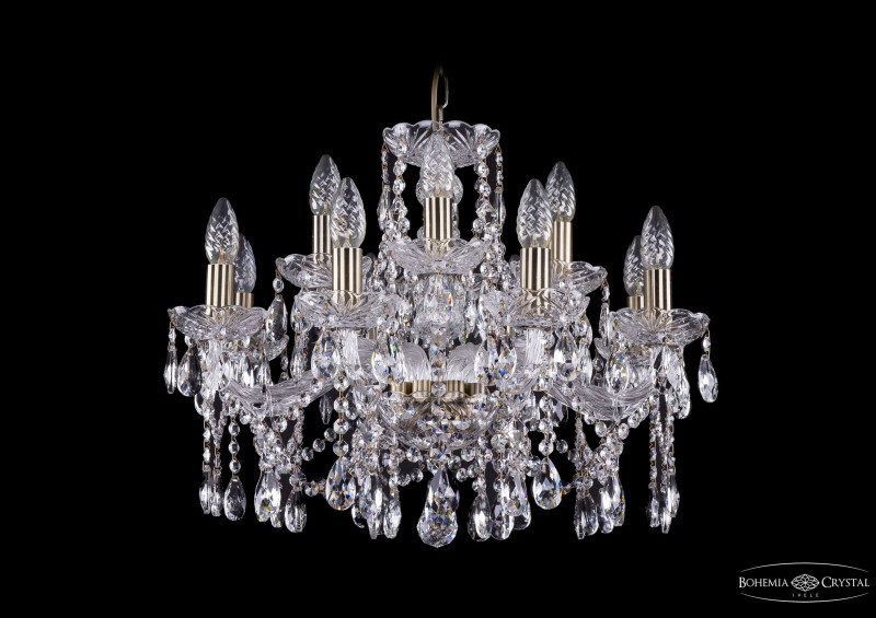 Фото Bohemia Ivele Crystal 1413/8+4/200/Pa. Купить с доставкой