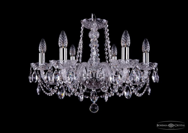 Bohemia Ivele Crystal 1402/6/195/Ni bohemia ivele crystal люстра bohemia ivele crystal 1402 6 3 195 ni