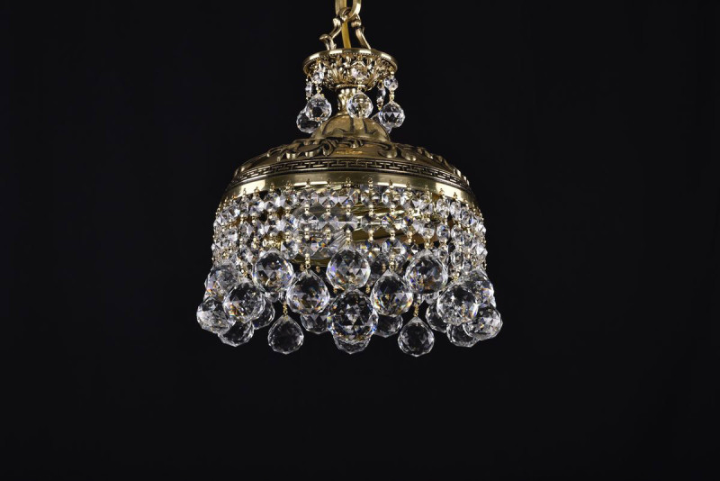 Фото Bohemia Ivele Crystal 1778/25/GB/Balls. Купить с доставкой