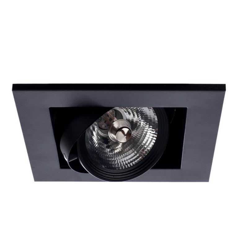 Фото ARTE Lamp A5930PL-1BK. Купить с доставкой