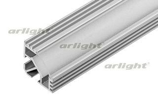 Arlight Алюминиевый Профиль T45-2000 (CT) ANOD arlight алюминиевый профиль hr 2000