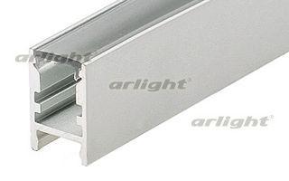 Arlight Профиль с экраном ALU-SWISS-2000 ANOD+CLEAR цена и фото